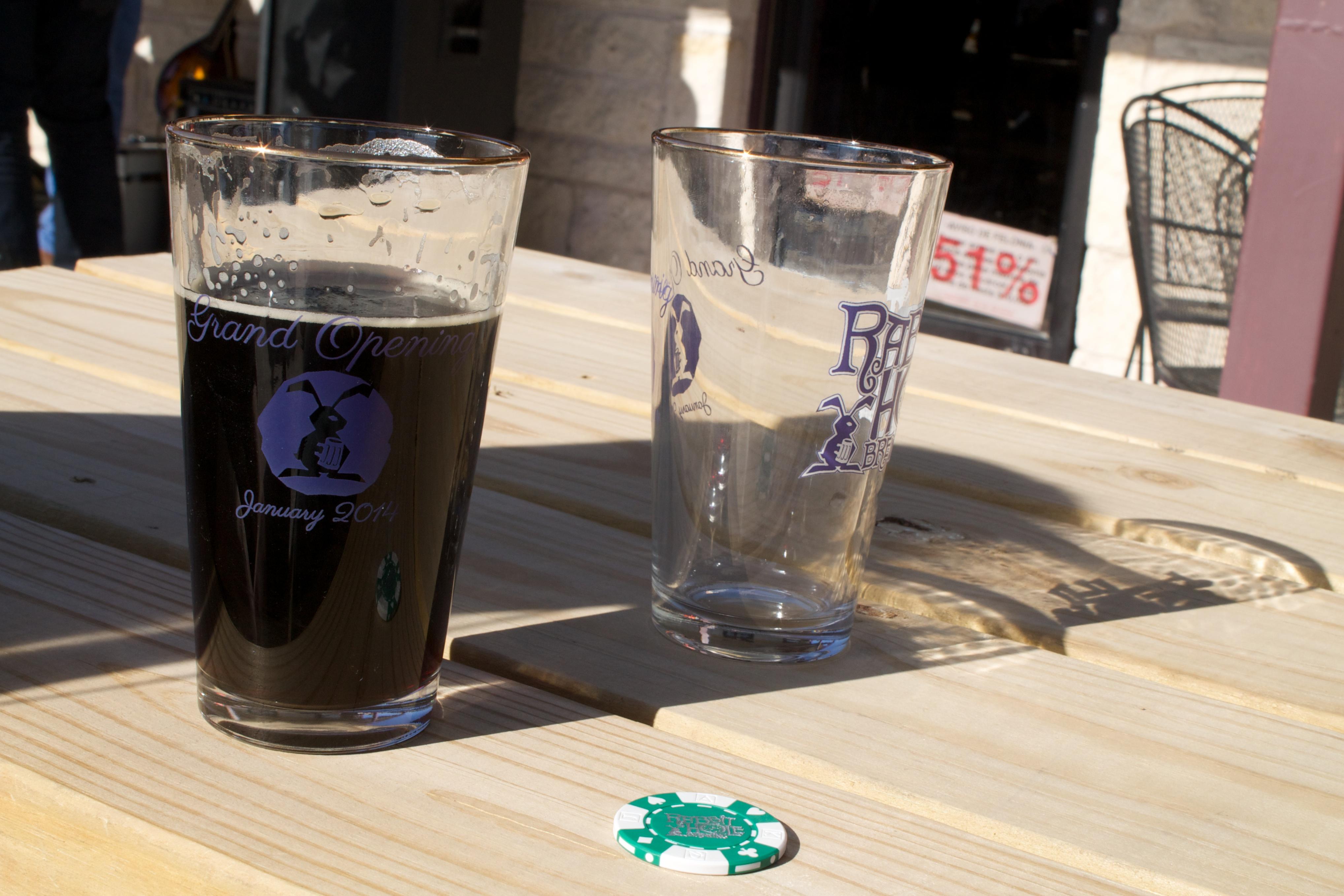 Rabbit Hole –Beers