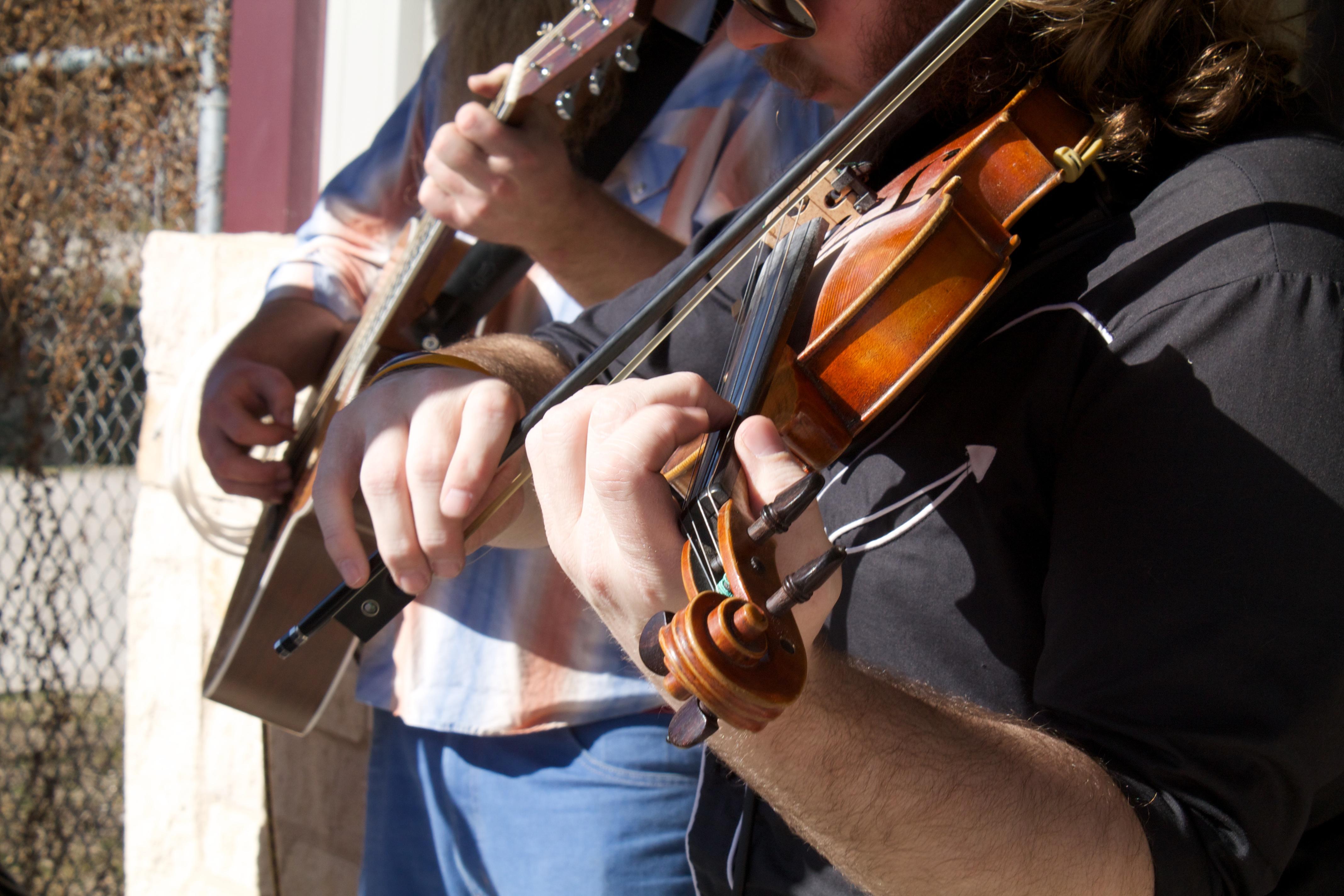 Rabbit Hole –Violin