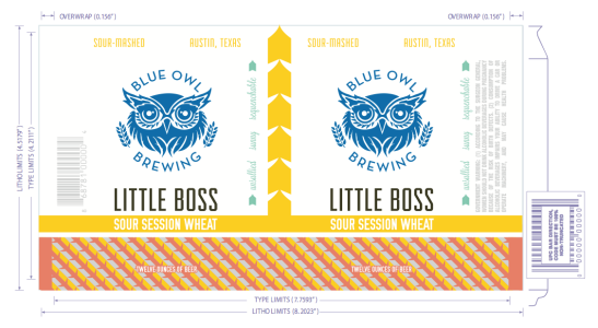 Blue Owl Little Boss