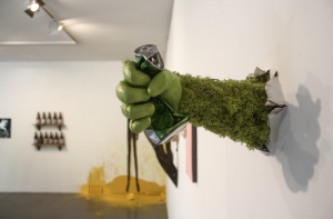 Past Art of the Brew artwork has always been very creative, so expect more of the same fun installations this year.